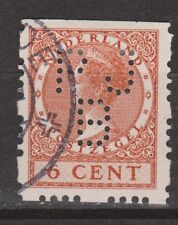 R41 Roltanding 41 used PERFIN PJB NVPH Nederland Netherlands syncopated