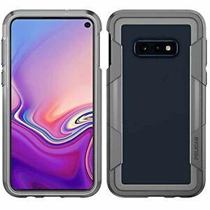 Pelican Samsung Galaxy S10e Case - Voyager (Clear/Grey)