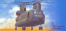 1/35th Boeing CH-47D Chinook model kit by Trumpeter TM05105