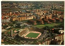 Cartolina Torino - Stadio Visto Dall'Aereo
