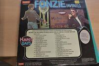 FONZIE  FAVOURITES       LP   VARIOUS ARTISTS     WARWICK RECORDS  WW 5037