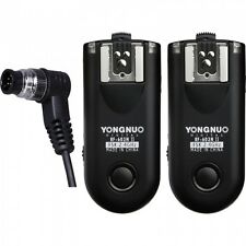 Yongnuo RF-603N1 Mkll For Nikon Wireless Remote Flash Trigger Release UK Seller
