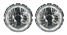 ANGEL EYE HEADLIGHTS HEADLAMPS FOR VW GOLF 1 MK1 155 BEETLE CADDY T2 LT 28-35 v2