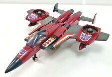 Transformador de empuje G1 Decepticon Seeker Jet Completa [trsj 2]