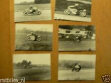 O186A-CEES VAN DONGEN YAMAHA,KREIDLER WEGRACE FOTO'S 71-79,ASSEN,RAALTE,50CC