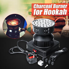 UK Electric Coal Starter Hookah Shisha Nargila Heater Stove BBQ Charcoal