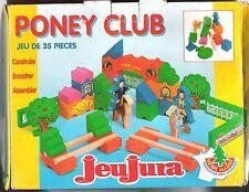 VENDS PONET CLUB JEU DE CONSTRUCTION JEUJURA