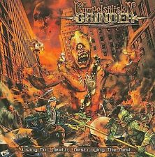 RUMPELSTILTSKIN GRINDER Living for Death, Destroying the Rest CD