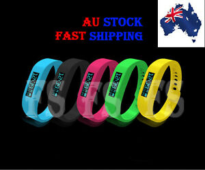 OLED SMART HEALTHY BRACELET BLUETOOTH SPORTS WATCH FOR IPHONE SAMSUNG*AUS STOCK*