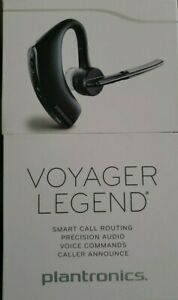 Plantronics Voyager Legend Wireless Bluetooth Headset Compatible with iPhone OPE