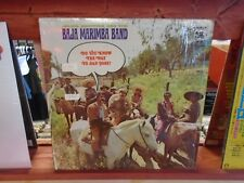 Baja Marimba Band Do You Know The Way LP A&M Records EX IN Shrink [Latin]