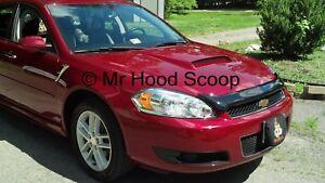 1994-2013 Hood Scoop for Chevy Impala by MrHoodScoop UNPAINTED HS009