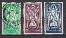 Gestempelte Briefmarken aus Europa mit Religions-Motiv als Satz