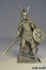 Tin soldier, figure. Vercingetorix 52 BC 54 mm