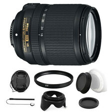 Nikon AF-S DX NIKKOR 18-140mm Lens for Nikon D5200 D5100 w/ Accessory Kit