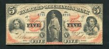 1860 $5 THE FARMERS & MECHANICS BANK SAVANNAH, GA OBSOLETE BANKNOTE