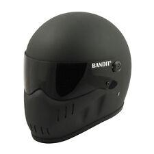 Bandit XXR Full Face Helmet - Matt Black