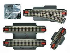 Roco H0 51251 Gleisergänzung mit digitalen weichen Neu/ovp