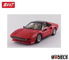 FERRARI 308 GTS 1979 Gilles Villeneuve Personal Car Best Model Die cast 1/43 New