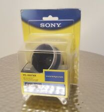 SONY VCL-HG0730 x0.7 Wide Conversion Lens Japan camcorder accessory lense angle