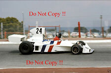 James Hunt Hesketh 308 Gran Premio di Spagna 1974 Fotografia