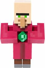 Minecraft Basic Action Figures Series 2, Villager with Emerald