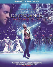 LORD OF THE DANCE: DANGEROUS GAMES (NEW BLU-RAY)