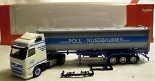 1/87 Herpa VOLVO 08 Silo-sz Poll Nussbaumer 157933
