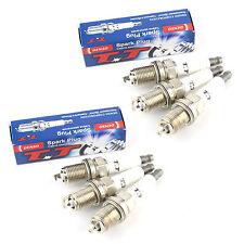 6x Mazda 626 MK4 2.5 24V Genuine Denso Twin Tip TT Spark Plugs