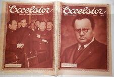 Morte di Arnaldo Mussolini Jack Diamond Marlene Dietrich Baciamano Starace di e