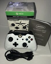 WIRED Xbox One Controller - PDP Licensed Ghost White Camo(USED)