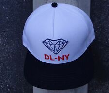 New Diamond Supply Co. DL-NY White/Black Mens Snapback One size Fit HTDMD-410