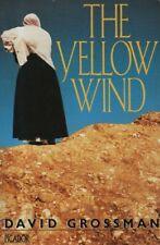 """DAVID GROSSMAN - """"THE YELLOW WIND"""" - THE JEWS & ARABS IN ISRAEL - PB (1989)"""