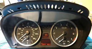 2006 BMW 650I USED DASHBOARD INSTRUMENT CLUSTER FOR SALE