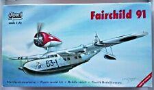Fairchild 91 1/72 Sword 72013 Rare!