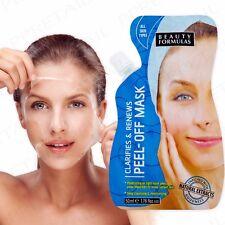 50ml MOISTURISING PEEL OFF FACE MASK Deep Cleansing Blackhead Dead Skin Removal