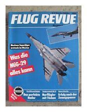 Flug Revue *flugwelt international*  Ausgabe 11 - 1988  Zustand 1-  #10287#