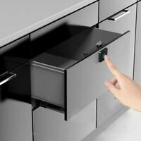 Smart Fingerprint Locks Anti-theft Cabinet Keyless for Drawer Box Home & Office