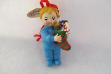 """""""Child'S Delight"""" Danbury Mint Campbell'S Soup Kids Ornament - Mwt"""