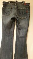 Citizens of Humanity Ingrid #002 Low Waist Flare Stretch Women's Jeans Size 28