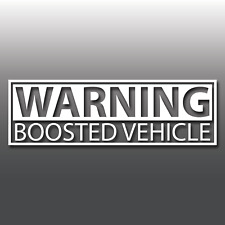 Ansaugbereich Warnung Warning Sticker v6  4zylinder Turbo kkk 2.0 turbo gti d17