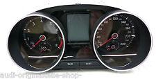 VW POLO 6c GTI panel velocímetro instrumento MFA Medio 6c0920746 137km