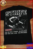 Strife Band Strife Shirt Hardcore Size T Shirt