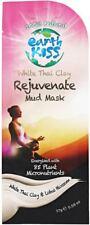 White Thai Clay Rejuvenate Mud Mask, EARTH KISS, 0.59 oz 3 pack
