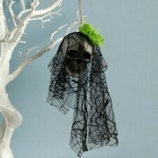 Scary Halloween Hanging Decor Pirates Corpse Skull Haunted House  Spooky Skull