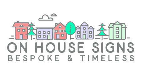 On House Signs ltd