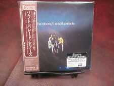 THE DOORS SOFT PARADE JAPAN REPLICA GATEFOLD JACKET EXACT TO LP IN A RARE OBI CD