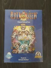 Halloween Party Card Game - Game of Tricks and Treats. Blue Games BNIB (RARE)