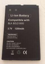Blackberry Bold D9000 3.7 V, 1200 mAh alta capacidad