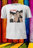 Dobre Brothers Music Group Lucas and Marcus Men Women Unisex T-shirt 2889